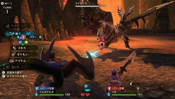 《怪物猎人物语2》流程攻略——贝怒戈