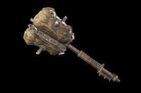 《怪物猎人:崛起》武器图鉴:骨锤Ⅰ